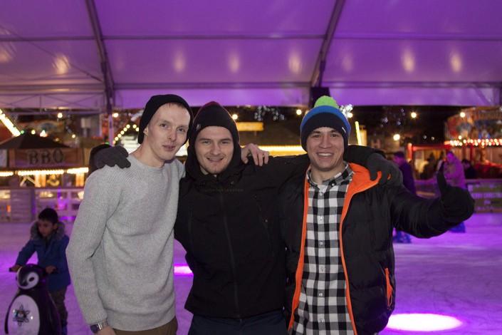 Ice Skate Birmingham 2017