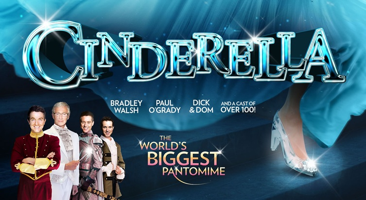 Cinderella - The Worlds Biggest Pantomime